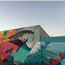 Mural Collaboration by Fyi Outside Lands Has Art Too Art Docent Program