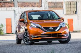 nissan versa vs hyundai accent 2017 nissan versa note shows off new face doctor doom references