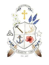 family crest coat of arms st pete hs