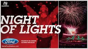 mammoth night of lights night of lights 2016 youtube