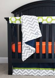 Grey And Green Crib Bedding 226 Best Crib Bedding Images On Pinterest Baby Cribs Crib