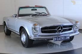 mercedes classic convertible classic 1969 mercedes benz 280 sl pagode cabriolet roadster for