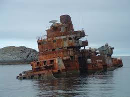 the sad story of soviet cruiser murmansk abandoned ghost ship