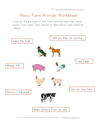 animals worksheets for kids mreichert kids worksheets