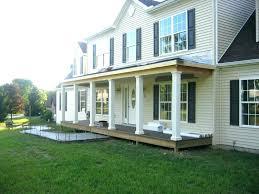 front porch plans free porch deck plans porch decks for mobile homes bossier city la sunset