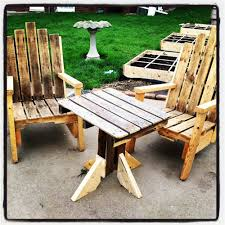 pallet deck furniture and function u2014 crustpizza decor