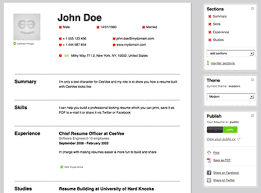 Easy Online Resume Builder Build My Resume Free Resume Template And Professional Resume