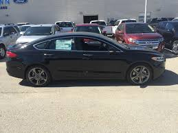 awd ford fusion 2017 ford fusion sport awd 4 door car in winnipeg 17p0v03