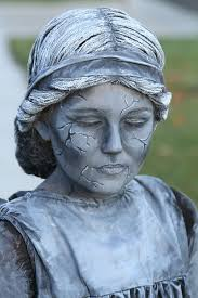 Halloween Statue Costume Weeping Angel Statue Costume 19 Steps Pictures