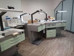 Dental Lab Bench Gallery Orthosmart Dental Studios
