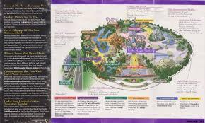 Disney World Interactive Map by Angry Ap Disneyland And Walt Disney World Nostalgia January 2012
