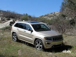 review 2014 jeep grand cherokee overland 4x4 ecodiesel ebay