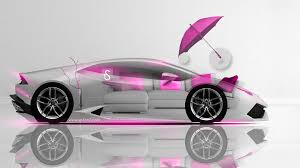 pink cars lamborghini huracan crystal home car 2014 el tony
