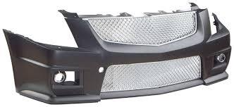 cadillac cts bumper cadillac cts v design front bumper fbctsv0811gr 599 99