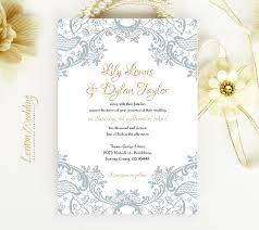 lace invitations grey lace wedding invitations lemonwedding