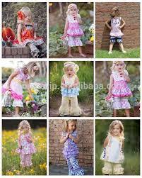 top quality children girls remake boutique cotton kids