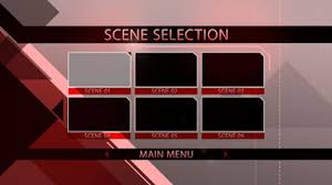 encore dvd menu templates corporate motion menu template adobe encore