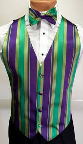 mardi gras vest mardi gras vest and bow tie rental mardi gras rental