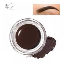 henna eye makeup professional eye brow tint makeup tool kit waterproof high brow 5