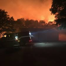 Wildfire Lompoc Ca by Wildfire Near Yosemite Forces Thousands To Flee Homes Fox6now Com