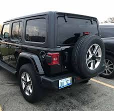 black jeep wrangler unlimited top off black jl wrangler club thread 2018 jeep wrangler forums jl