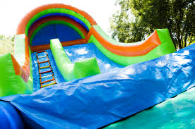 tampa inflatables bounce house and slide rentals delivered to