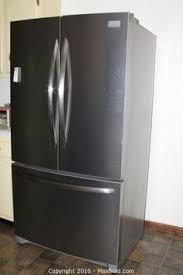 Kitchen Appliance Auction - reggio camper caravan motorhome fridge reggio