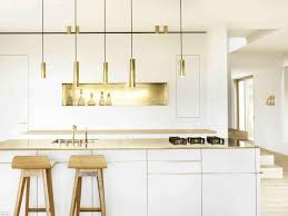 concept of the ideal kitchen decorating for minimalist house