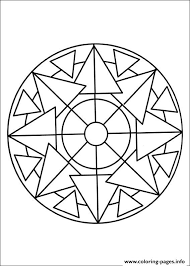 simple free mandalas 26 coloring pages printable