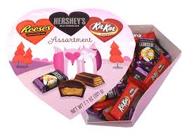 s day candy hearts hershey s s day candy heart box blaircandy