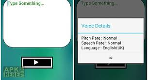 text to speech engine apk text to voice for android free at apk here store