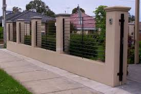 Fence Designs By Stagg Industries Pty Ltd Garden Pinterest - Home fences designs