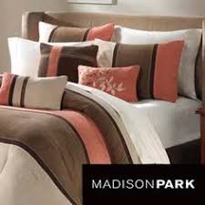 Madison Park Hanover 7 Piece Comforter Set Bedroom Decor Ideas And Designs Top Ten Animal Pattern Bedding