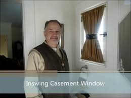 Inswing Awning Windows Bathroom Inswing Casement Windows Youtube