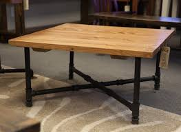 Pipe Coffee Table by Industrial Coffee Table Coffee Table With Black Iron Pipe