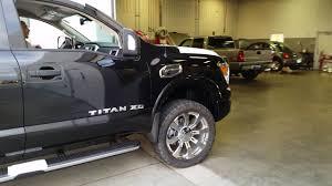 nissan titan xd lifted 2016 titan xd pro 4x diesel 2 inch lift 22 inch ck375 wow youtube