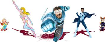 create your own superhero for free with heroized