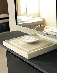 kohler demilav wading pool vessel sink in white wading pool sink k iron plains wading pool bathroom sink kohler