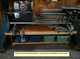 on the shelf accessories build an accessory shelf for a shopsmith v woodworking