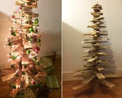 pallet christmas tree easy to make scandinavian pallet christmas tree brightens your home