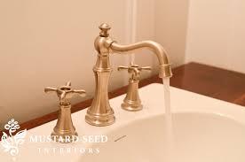 Brass Fixtures Bathroom Inspiring Brushed Brass Bathroom Faucets With The Bathroom Faucet