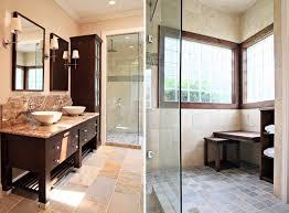 master bath features walk in bathroom shower tile ideas price
