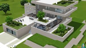 Home Design For The Sims 3 List Of Many Itf Houses For Download Share Some You Found Made