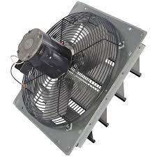 amazon com dayton 7f667 attic exhaust fan with 1 20 horse power