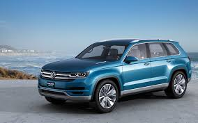 volkswagen truck concept volkswagen finally confirms three row suv coming in 2016
