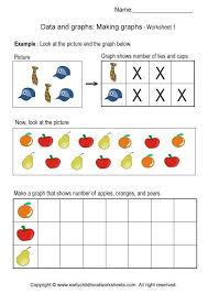 creating bar graphs worksheets