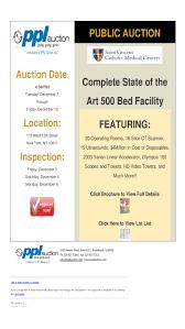 ppl auctions