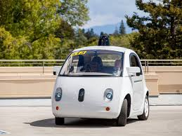 google images car google s driverless car got confused by a cyclist smart news