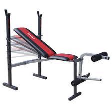 Leg Developer Bench Innova Fitness Wbx200 Deluxe Adjustable Weight Bench With Bar