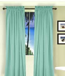Seafoam Green Sheer Curtains Solid Mint Green Colored Window Curtain Available In Many